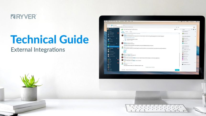 Ryver Technical Guide (External Integrations)