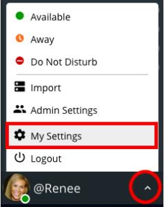 my-settings